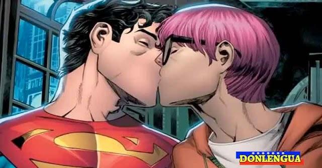Hijo de Superman sale del clóset y se convierte en el primer héroe Bisexual de DC Comics