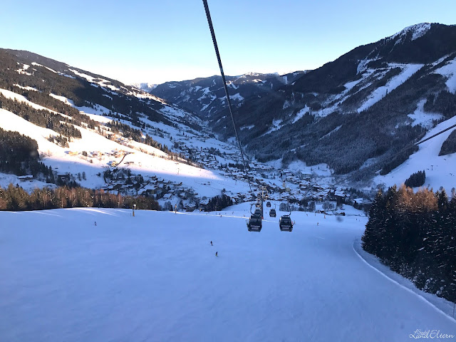 Stadtlandeltern - Skiurlaub - Skifahren - Saalbach - Hinterglemm