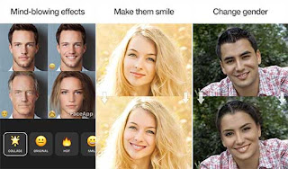 FaceApp Pro Apk Mod v3.6.1 (Unlocked) for Android