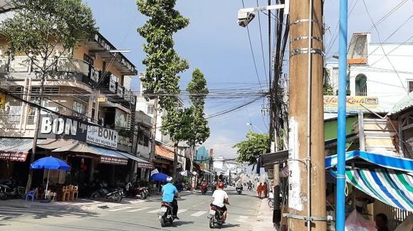 Một chiếc camera giá 124 triệu được lắp đặt ở Vĩnh Long liệu có tham ô không?