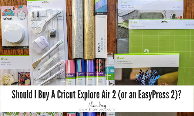 See why a Cricut Explore Air 2 and an EasyPress 2 is worth the investment.  Check out what you can do with these machines and what kinds of projects you can make.