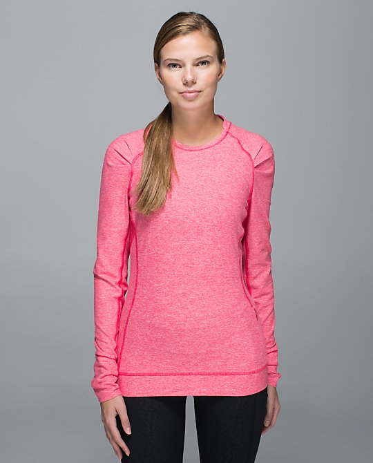 lululemon boom juice think fast ls