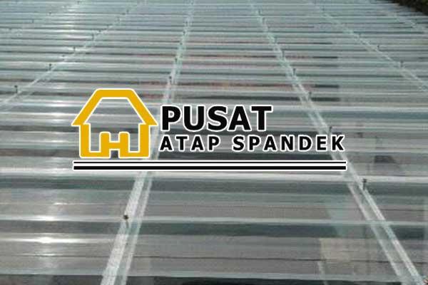 Pabrik Spandek Bening Transparan, Pabrik Atap Spandek Bening Transparan, Pabrik Atap Seng Spandek Bening Transparan