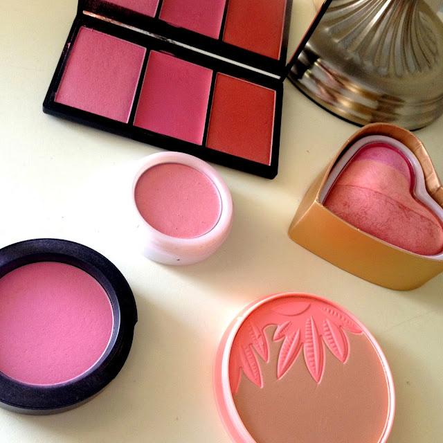 Pink Blushers