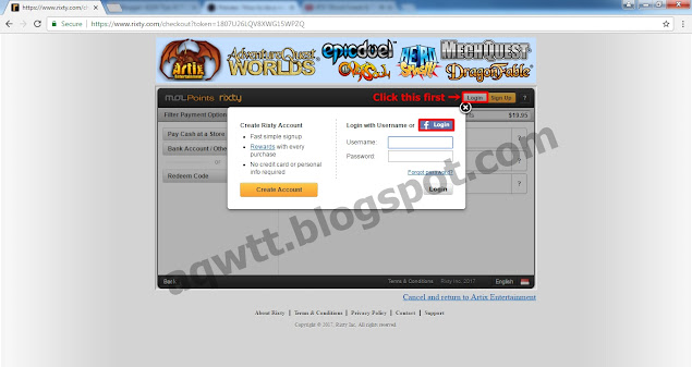 how to be member aqw indonesia