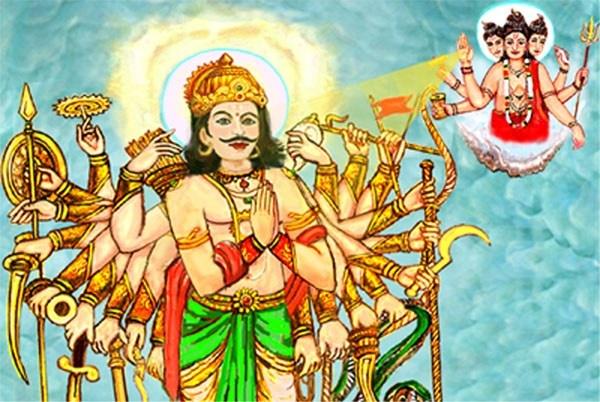 Descendants Of Kartavirya Arjun Are Still Alive, King Who Ruled Mahishmati Kingdom (85,000 years) Before Lord Ram