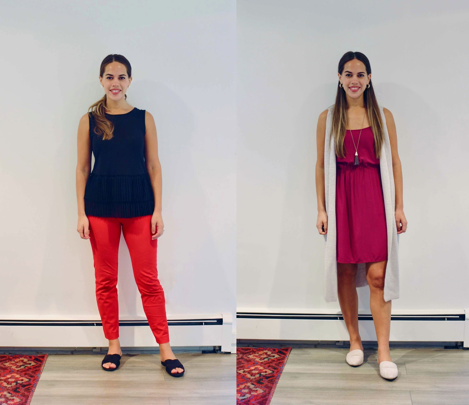 Jules in Flats - August Outfits Week Four (Business Casual Summer Workwear on a Budget)
