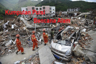 Puisi Bencana Alam : Gempa Bumi dan Tsunami