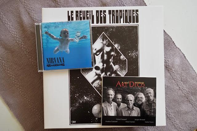 Art deco, Le Réveil des Tropiques et Nirvana, Emeric Cloche