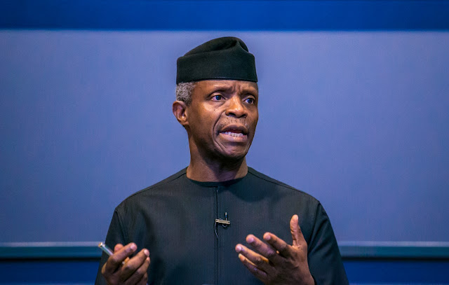 What will happen to Nigeria if states have more powers - Osinbajo reveals