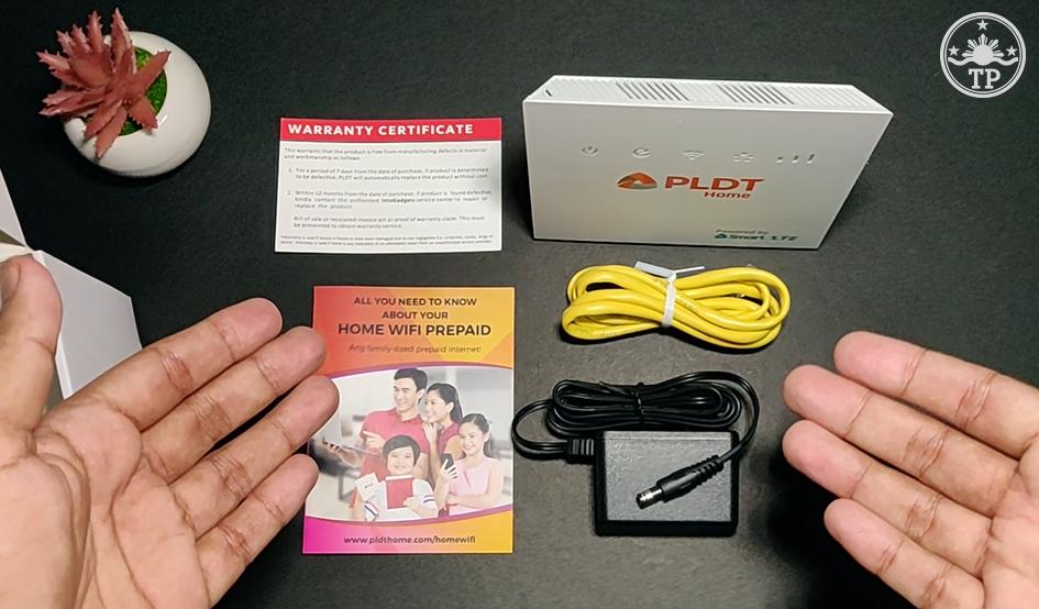PLDT Home WiFi Prepaid