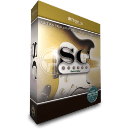 Prominy SC Electric Guitar KONTAKT Library