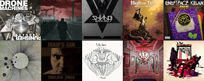 Idol Threat's Top 10 Albums of 2010