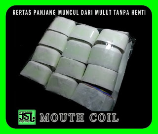 TOKO SULAP JOGJA MOUTH COIL MAGIC