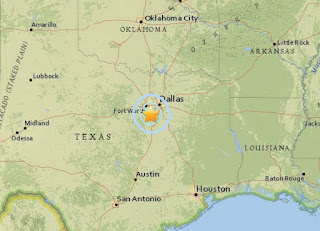 mansfield_earthquake_texas_epicenter_map