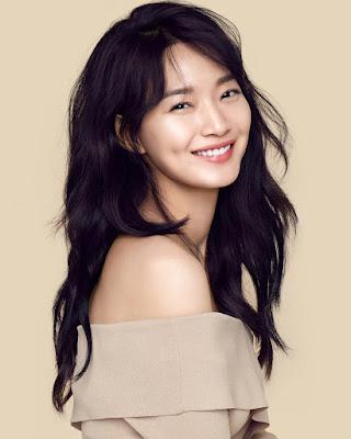 Shin Min Ah imut K popo