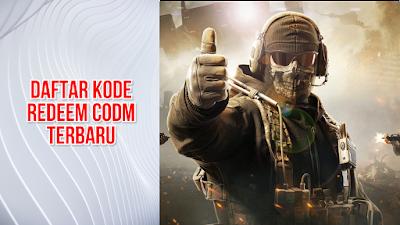 Daftar Kode CODM Terbaru