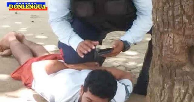 Detenido joven de 20 años por matar a machetazos a su propia madre en Upata