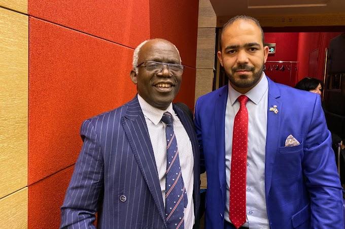 Femi Falana pide expulsar a Marruecos de la UA.