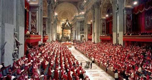 Vaticano II, San Pietro, Concilio
