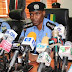 IG visits destroyed police stations in Osun state