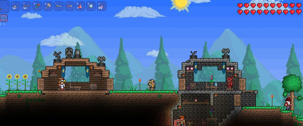 Terraria PvP Guide: Stealth Bomber