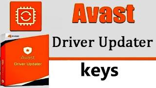 Avast Driver Updater | Liste de codes d'activation gratuite 2020