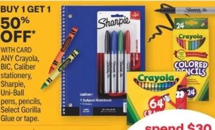 BIC Cristal Xtra Bold Pen Set