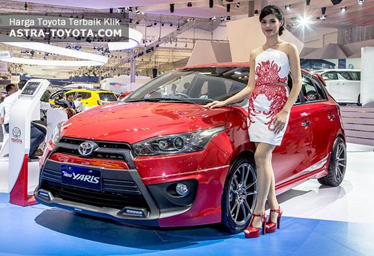 Toyota Yaris  Pramuka Kepulauan Seribu