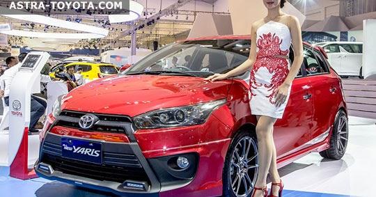Toyota Fortuner 2015 >> Harga Mobil Toyota All New Yaris Tipe E, G, TRD S Baru Manual Matic Tahun 2016, di Jakarta ...