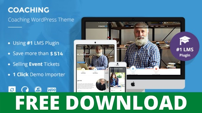DOWNLOAD COLEAD V3.3.2 | COACHING & ONLINE COURSES WORDPRESS THEME