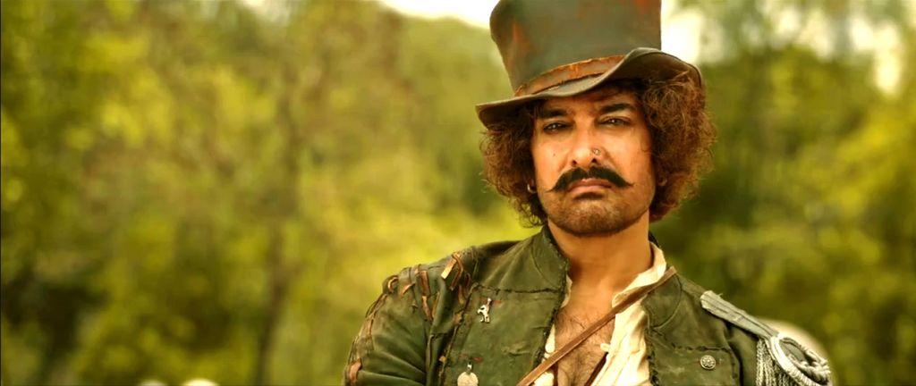 Thugs of Hindostan 2018 Full Movie Hindi 720p HDRip 1.1GB Download