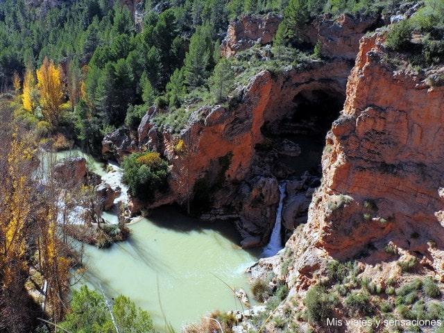 Las Chorreras de Enguídanos, Castilla la Mancha