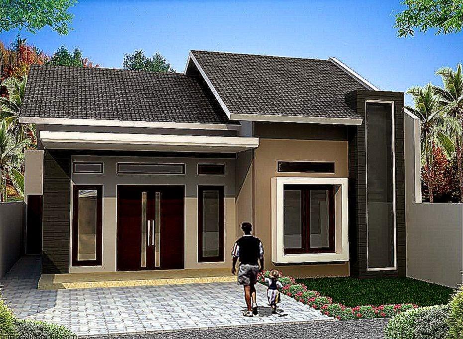 Gambar Arsitek Rumah Minimalis Satu Lantai