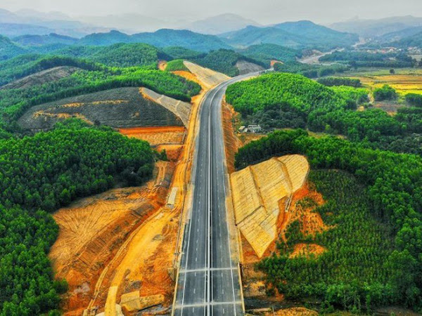 bất động sản Bảo lộc - lâm đồng phát triển mạnh nhờ hạ tầng giao thông phát triển trong thời gian tới