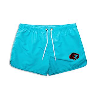 GOMAGEAR Signature Lion Men's Running Shorts