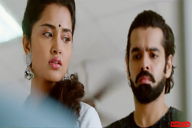 Vunnadhi Okate Zindagi is an Indian Telugu language coming of age drama film directed by Kishore Tirumala in 2017. The film is produced jointly by Sravanthi Ravi Kishore and Krishna Chaitanya under the production banner of Sravanthi Cinematics and PR Cinemas. The film is starred by Ram Pthineni, Anupama Parameswaran and Lavanya Tripathi in the lead roles and Sree Vishnu in another pivotal role. The film is released on 27th October, 2017.   The film is about the development and climax of six close friends' relationship. Abhi and Vasu are very close friends since childhood. But both of them are separated from one another for a beautiful woman Mahalakshmi (Anupama Parameswaran). Here is a great point. Vasu is a very sensitive man. Both of them, Abhi and Vasu love simultaneously Maha. But whom Maha will love or should love? It's a very critical time for Maha to choose her life partner. Vasu is a very good and caring person. On the other hand, Abhi is also good and handsome young boy. It is the critical time that one has to sacrifice here and Abhi does this for his friend. He sacrifices his love for his best friend Vasu. Sometimes, such time comes into human life that is either happy moment or sad moment. Two moments exist in mind of Abhi and Vasu. The story depicts the inseparable, separable and again inseparable relationships between two best friends for loving a beautiful girl. The film avers that friendship is the strongest thing in the world where love relation is nothing but formality. Two best friends become separated for four years. But the beautiful woman is died in a car accident. Vasu becomes lonelier. After four years, they all meet in a reunion. But this time, other friends don't want to make them separated from one another for another woman Maggi. Maggi replies she does not feel love of Vasu. She only loves Abhi. So, Abhi and Maggi are united by Vasu as he comes to know about Abhi in Maha's diary that she extremely loves Abhi. But as Abhi wants she should love Vasu. So, she starts to love Vasu. A full diary always tells about Abhi but only a few lines tell about Vasu that she loves Abhi 'should she tell it Vasu'?   It's not a romantic film. But there were few moments of romanticism. It's a good drama film. Fiction film always does not tell the story in a dramatic way. But this one spins in such a way that you must believe it.  What would you do if you and your best friend love a same beautiful girl? The answer is difficult in real life but in filmic scene, the story also has been very complex like real life. A friend usually won't sacrifice his love but a best friend always will do that. Friends are forever. Best fiends always will want to sacrifice him for his friend. Really such kinds of relationships among the friends exist in the character's mind in the film. Real friendships are decreasing. Nevertheless, real friendship is existed and there is a hope that it will always exist. The film is the perfect example of real friendship.