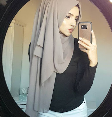 Amazing Muslim Girls DP