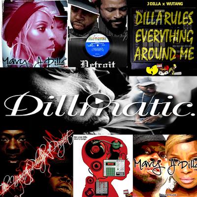 J Dilla Mashup Compilation Set (mixed by Djaytiger)