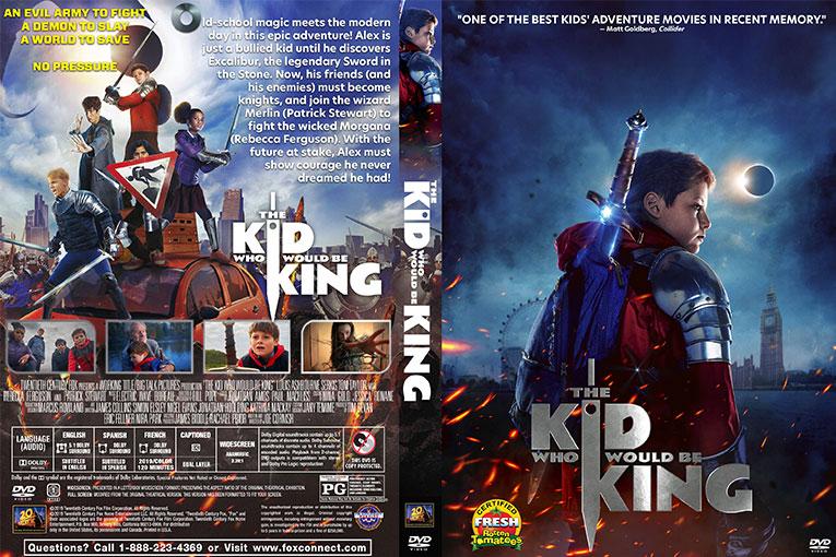 The Kid Who Would Be King (2019) 720p BrRip [Dual Audio] [Hindi 5.1+English]