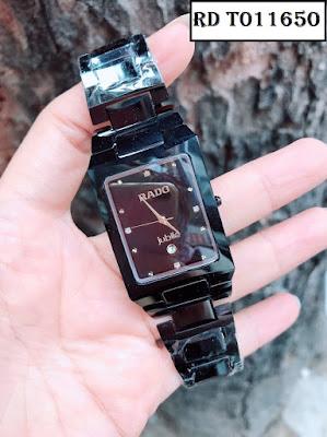 đồng hồ nam RD T011650 màu đen cá tính nhất
