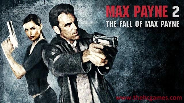 Max Payne 2  High Compress Games | www.thehcgames.com