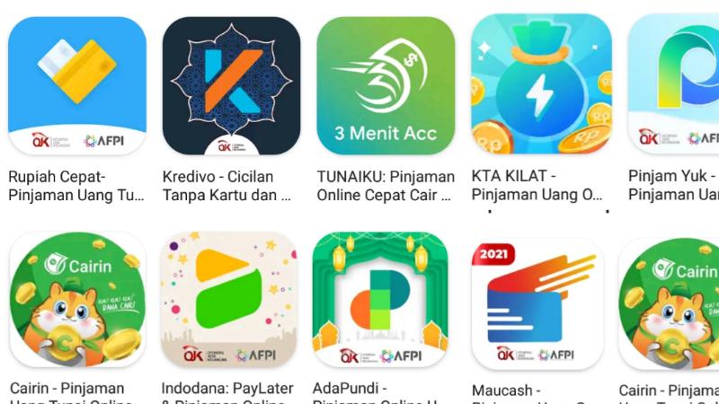 Pinjaman uang online and enjoy it on your iphone, ipad and ipod. Kategori Pinjaman Online Terbaik 2020 2021