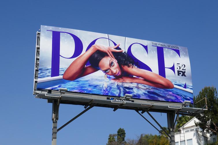 Pose final season 3 billboard