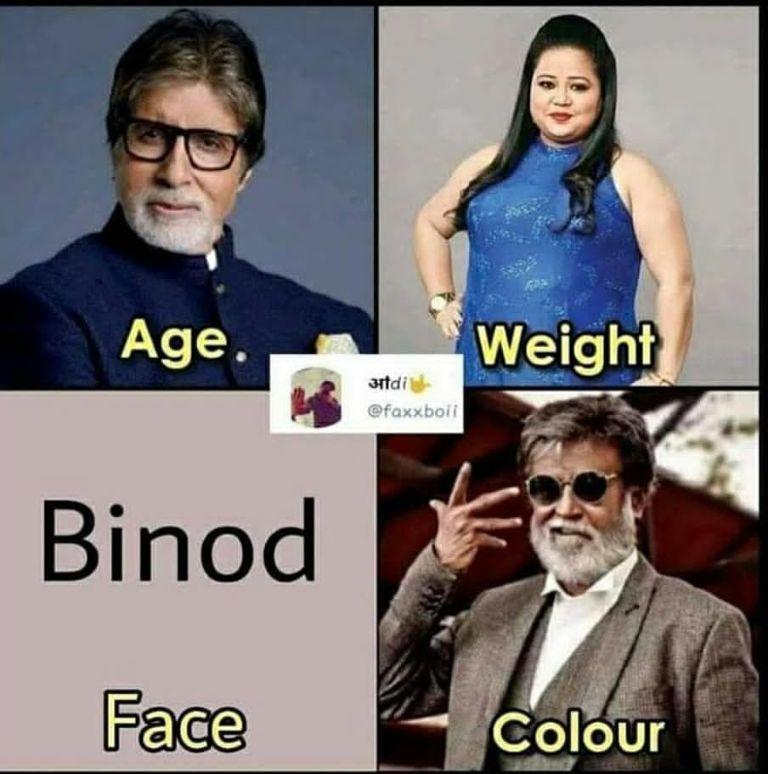 Trading Funniest Binod Memes - Who is this Binod ?