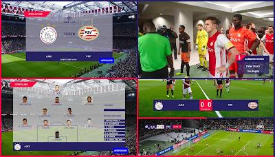 PES 2020 Scoreboard Eredivisie by Unknown32