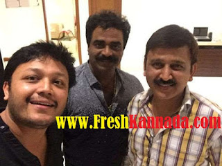 golden star ganesh ramesh arvind and rockline venkatesh