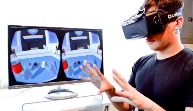Perbedaan Teknologi AR (Augmented Reality) dan VR (Virtual Reality)