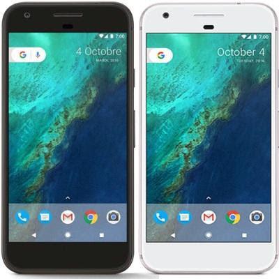 Google Pixel XL Modes and Respective Keys