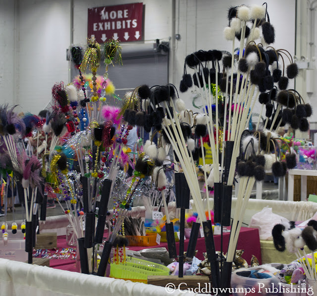 Cat toys for sale--National Capital Cat Show 2017